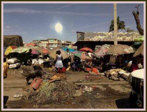 Port au Prince Market