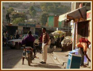 Port au Prince Streets