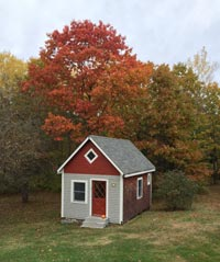 Barnette In Autumn, Sanctuary at Sunrise Hill