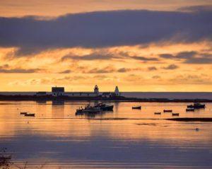 Cape Porpoise Harbor Photo by Bob Dennis